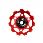 GUB JY-C11S Bearing Jockey Wheel - Red