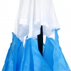 Sports Outdoor Running Training Drag Parachute - Blue