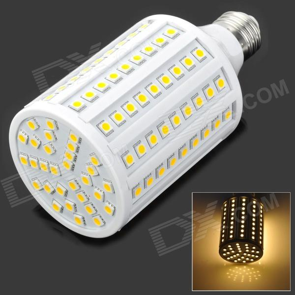 цены на E26 27.6W 1794LM 3500K Warm White 138-SMD 5050 LED Light Bulb - White (85~265V) в интернет-магазинах
