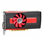 COLORFIRE RADEON HD7750 2048M D5 Graphic Card - Black + Red