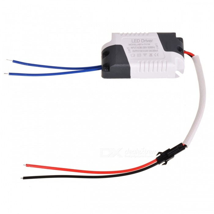 JR (4-7) x 1W LED Power Driver (85~265V)