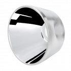 T6 Aluminum Smooth SMO Reflector for Bike Light - Silver