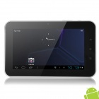 "A10 7.0"" Capacitive Screen Android 4.0 Tablet PC w/ TF / Wi-Fi / Camera / HDMI / 3D - White"