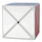 MF8 3x3x3 Brain Teaser Magic IQ Cube - White