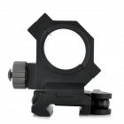 CNC Aluminum Quick Lock QD Scope Mount for M4 / M4A1- Black