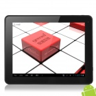 "Gemei G9T 9.7"" Capacitive Screen Android 4.0 Dual Core Tablet PC w/ Camera / Wi-Fi / HDMI - Silver"