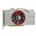 COLORFIRE RADEON HD7850 PRO X6 2048M Graphic Card - Silver Grey + Black
