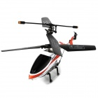 Rechargeable 2.5-CH IR Remote Controlled R/C Helicopter - White + Black + Orange