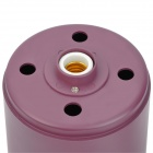 E14 40W 280lm 3200K 1-LED Warm White Light Fragrance lamp - Viola Bordeaux (AC 220~240V)