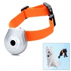 "Mini 0.6"" 5.0 MP Pet Digital Video Camcorder Camera w/ Charging Cable / Neck Strap - Silver"