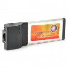 ExpressCard 1000Mbps Gigabit Ethernet LAN Network Adapter for Laptops