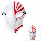 Bleach Ichigo Hollow Mask - White + Red