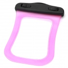 Waterproof Protective Case Pouch for iPhone / iPod Touch - Pink