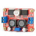 3.5~28V to 1.25~26V DC-DC Step-Up Step-Down LM2596S Solar Power Supply Converter Module - Red