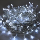 15W 200-LED 8-Mode Cool White Light Christmas Decorative String Light (220V / 2-Round-Pin Plug)