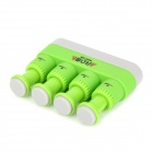 AROMA AHF-03 Hand Finger Exerciser Extend-O-Grip - Green