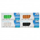 ME52021 Electronic Cigarette Refills Cartridges - 4 Flavors (4 x 10PCS)