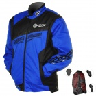 Scoyco JK28-L Multi-Function Motorcycle Riding Protection Jacket Set - Blue (Size L)