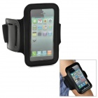 Fashion Sports Gym Arm Band Case for Iphone 5 - Black