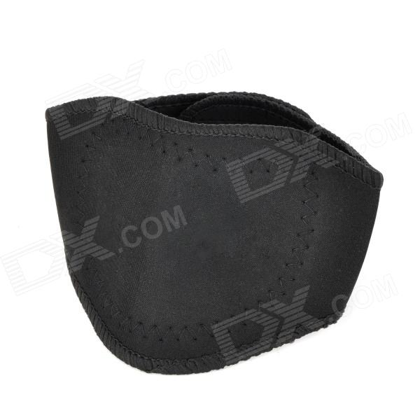 Flexible Self-Heating Protective Healthy Neck Band - Black + White