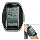 Fashion Sports Gym Arm Band Case for Iphone 5 - Light Grey