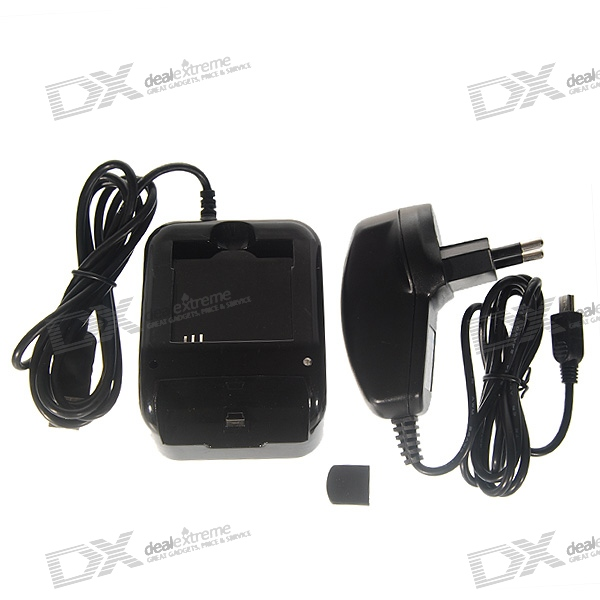 USB/AC Phone and Battery Charging Dock for HTC Diamond (110~240V)
