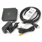 Jesurun J11C Android 4.0 Google TV Player w/ Wi-Fi / TF / 1GB RAM / 8GB ROM - Black