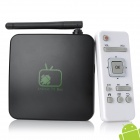 GV-16B Android 4.0 Google TV Player w/ Wi-Fi / TF / 1GB RAM / 4GB ROM - Black