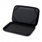 "Protective PU Leather Case w/ Built-in Rechargeable Speaker for 7"" Tablet - Black"