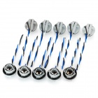 DIY 1157 Socket Bulb Connectors - Grey (10 PCS)