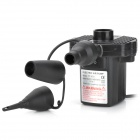 130W Household Electric Air Pump - Black (AC 220~240V / EU Plug)
