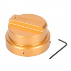 Car DIY Fuel Cap Decoration Cover - Golden