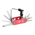Roswheel 14-in-1 Multifunction Folding Tool - Red