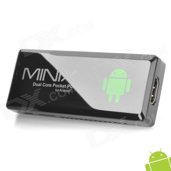NEO G4 Android 4.0 Dual-Core Google TV Player w/ Wi-Fi / TF / 1GB RAM / 8GB ROM (EU Plug)