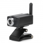 2.4GHz RF Wireless Camera Webcam - Black