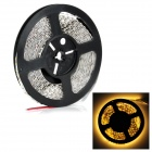 48W 2400lm 600-SMD 3528 LED Warm White Light Car Decoration Lamp Flexible Strip (12V)