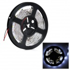 36W 2400lm 150-SMD 5050 LED White Light Car Decoration Lamp Flexible Strip (12V)