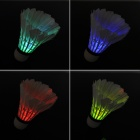 Colorful LED Shuttlecock Badminton (2 x AG13 / 4 PCS)