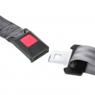 Car Automatic Locking Retractor Seat Safety Belt - Grey
