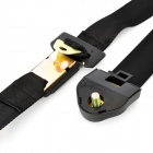 Car Automatic Locking Retractor Seat Safety Belt - Black