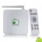 Jesurun J11C Android 4.0 Google TV Player w/ Wi-Fi / TF / 1GB RAM / 8GB ROM - White