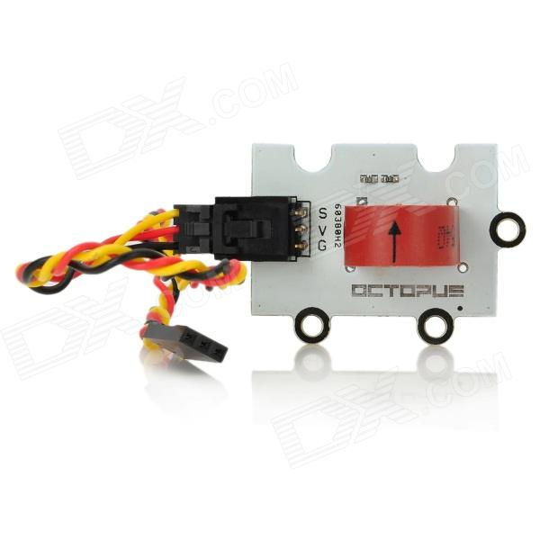 AC TA12-100 Current Sensor Module for Arduino (Works with Official Arduino Boards) itead acs712 current sensor module dc ┬▒ 5a ac current detection module works w official arduino
