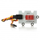 AC TA12-100 Current Sensor Module for Arduino - White + Red