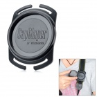 GIZINNO 52mm CapClaper Lens Cap Keeper Holder for Camera - Black