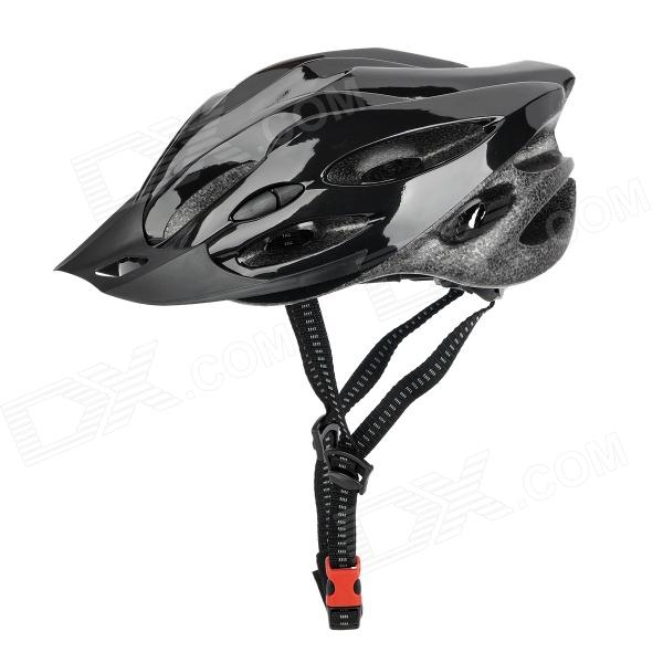 Cool Outdoor Sports Cycling Helmet - Black