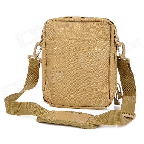 Outdoor One Shoulder-Bag / Handbag for Men - Coyote Brown