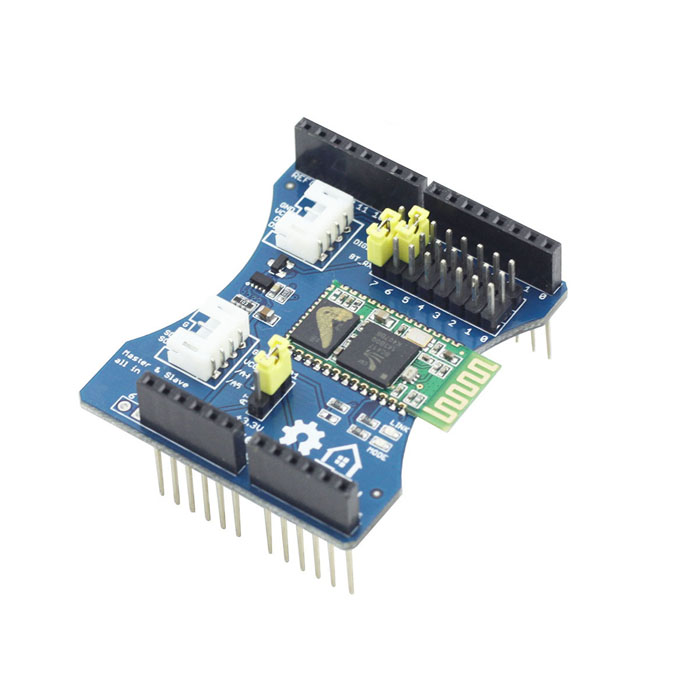 Bluetooth expansion board for arduino works with official
