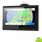 "M7020 7"" Resistive Screen Android 4.0 GPS Navigator w/ Europe Map / Wi-Fi"