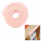 Stripe Style Baby Safety Anti-Collision Strip Table Corner Cushion Cover Protector Guard - Pink