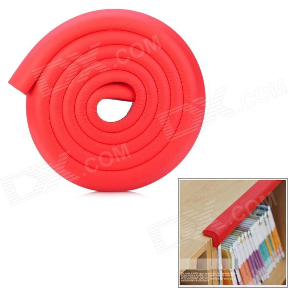 Baby Safety Anti-Collision Strip Table Desk Corner Cushion Cover Protector Guard - Red multi functional notebook computer desk the student table lift the bed the sofa simple table for lazy people